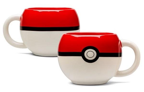 Pokémon Ball Mug