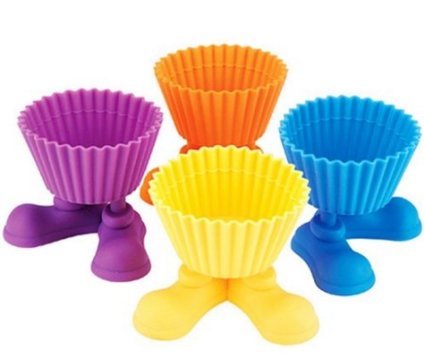 Silly Feet Baking Cups