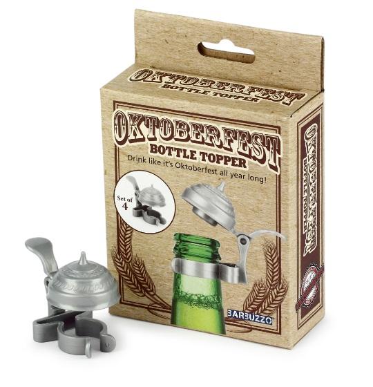 Beer Stein Bottle Topper