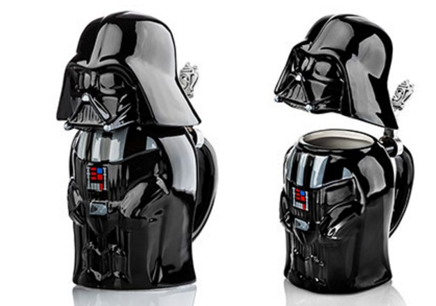 Darth Vader Beer Stein