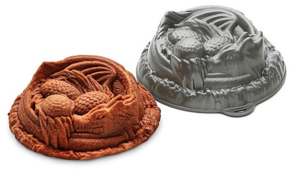Dragon Nest Cake Pan