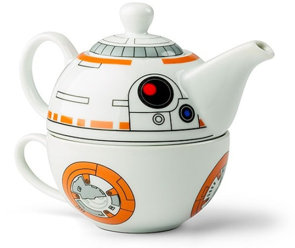 BB-8 Ceramic Teapot