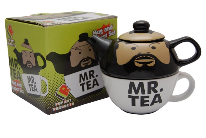 Mr Tea Teapot