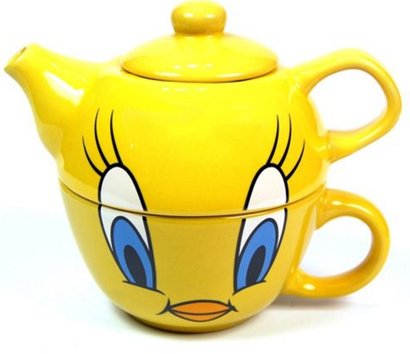 Tweety Teapot