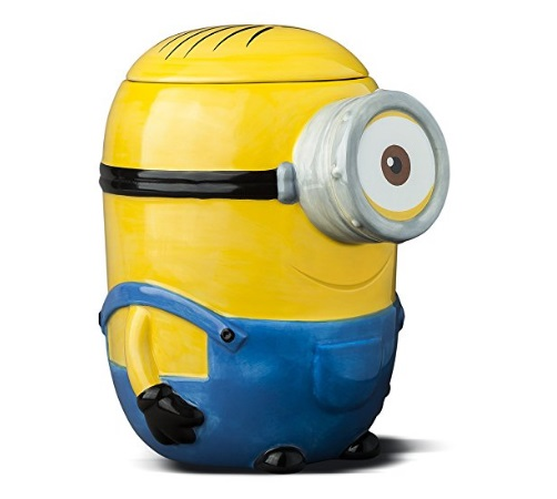 Minions Cookie Jar