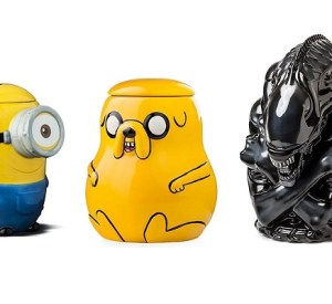 Top 10 Amazing, Nerdy and Unusual Cookie Jars