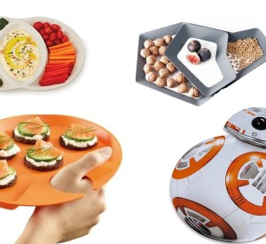 Top 10 Amazing, Nerdy and Unusual Serving Platters