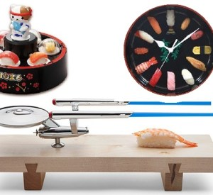 Top 10 Amazing, Nerdy and Unusual Sushi Gadgets