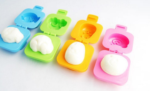 Boiled Egg Moulds