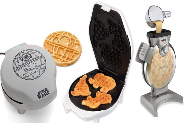 Top 10 Nerdy, Amazing and Unusual Waffle Makers