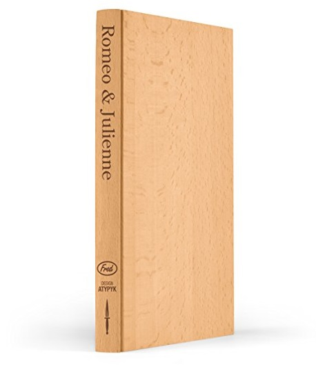 Romeo & Julienne Wooden Cutting and Chopping Board