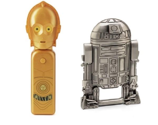 R2-D2 & C-3PO Bottle Openers