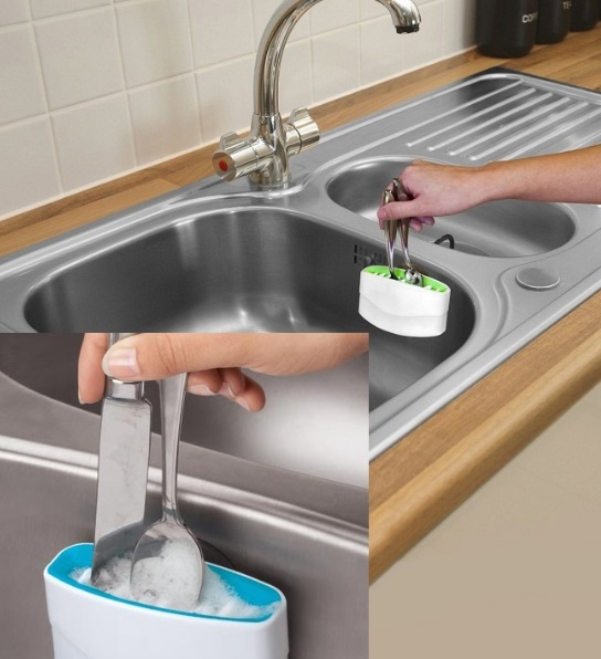 Silverware and Cutlery Cleaner