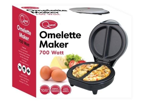 Dual Omelet Maker