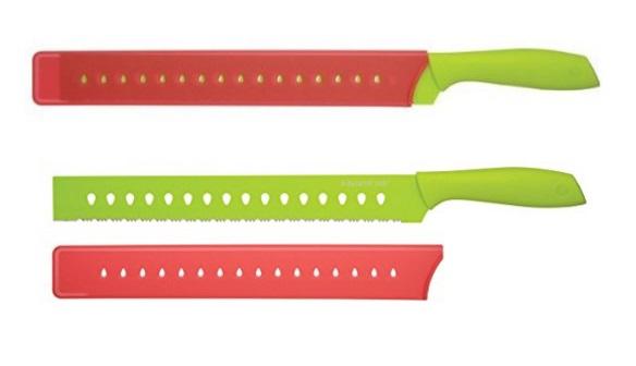 Watermelon Knife with Protective Sheath