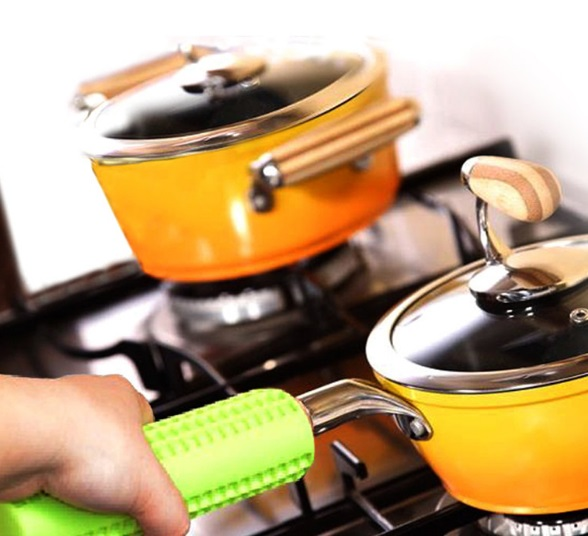 Anti-Slip Sauce Pan Handle Cover