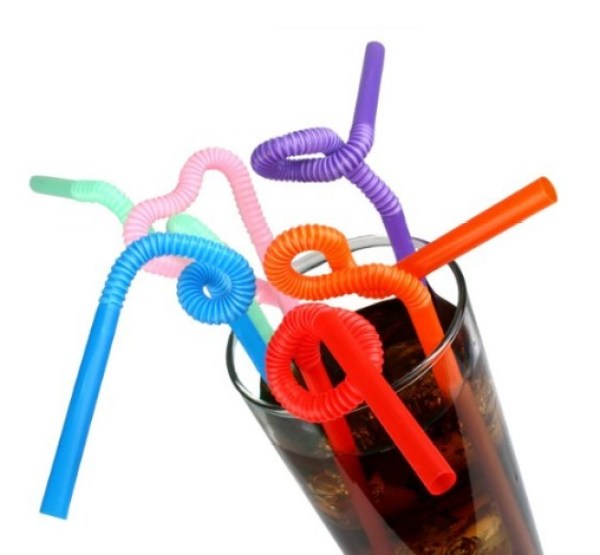 Super Bendy Drinking Straws