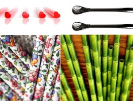 Top 10 Amazing, Novelty and Unusual Drinking Straws