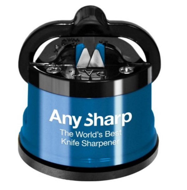 Knife Sharpener with PowerGrip