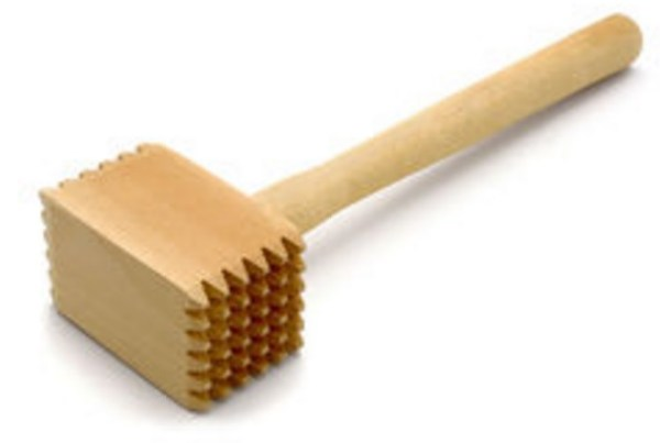 Wooden Meat Tenderizer