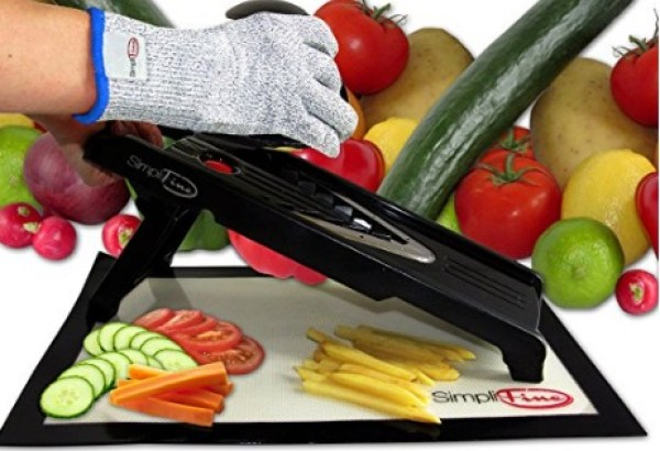 Mandoline Vegetable Cutter/Dicer