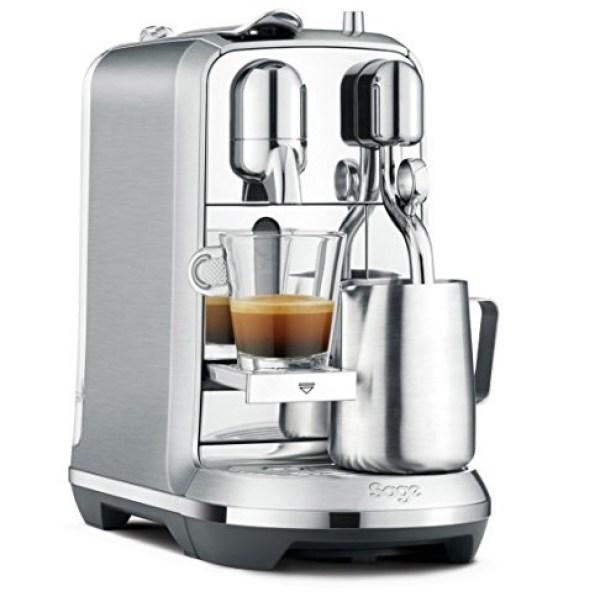 Nespresso Creatista Plus by Sage