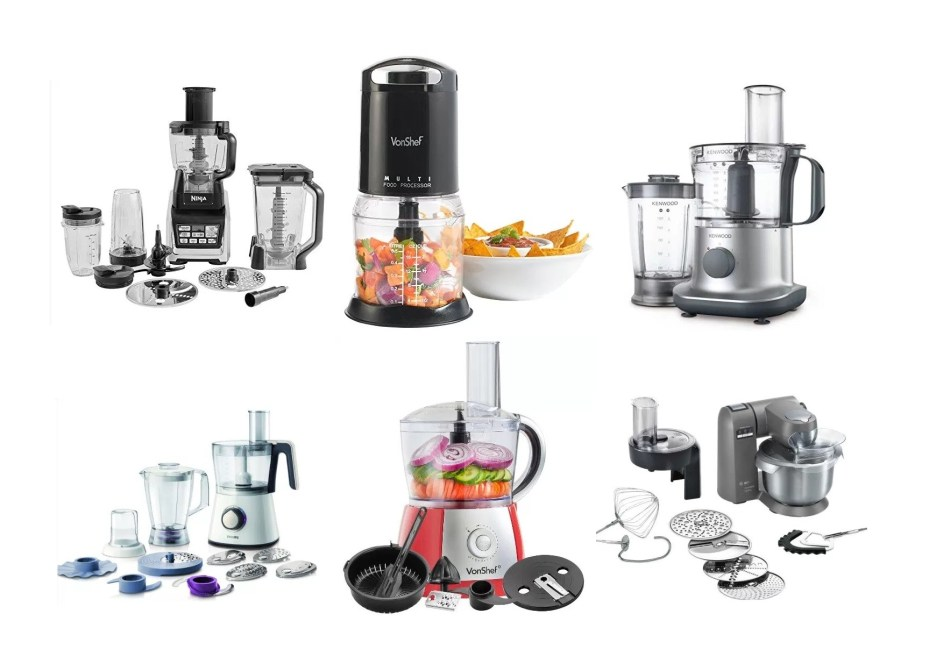 Top 10 Very Best Food Processors You Can Buy Right Now