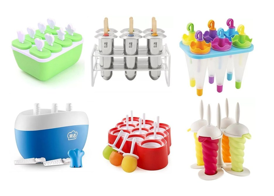 Top 10 Amazing, Novelty and Unusual Ice Lolly Moulds