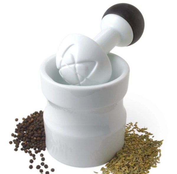 Atom Smash Pestle and Mortar Set