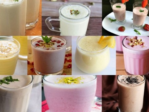 Ten Recipes for Lassi That Will Keep You Cool This Summer