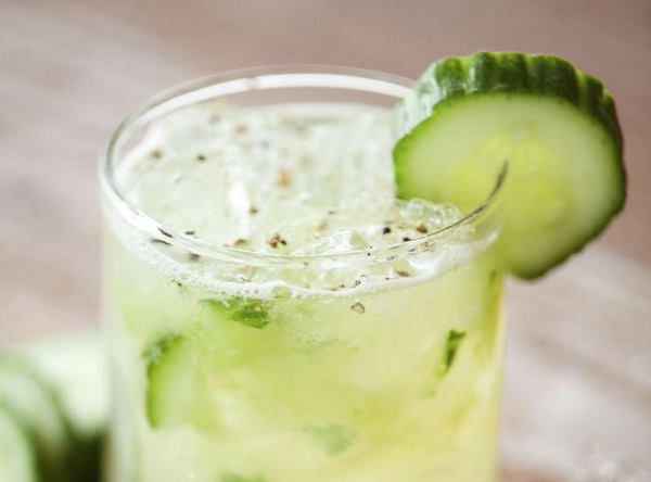 Honey Apple Cucumber