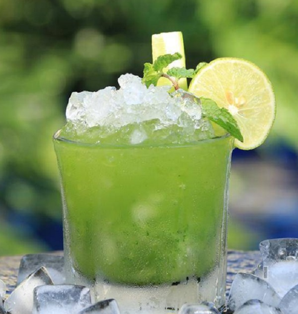 Cucumber and Lemon Drink