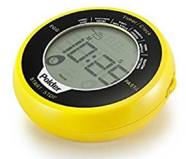 Polder Digital Pasta Timer