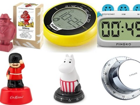 Ten Amazing, Cool and Unusual Pasta Timers Your Money Can Buy