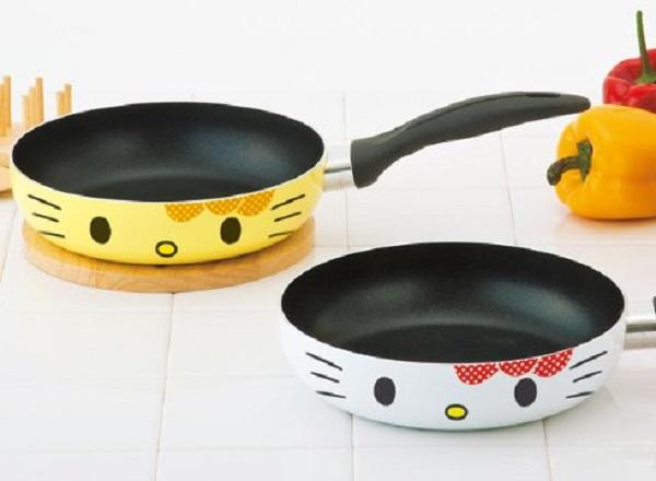 Quid's Hello Kitty Frying Pan