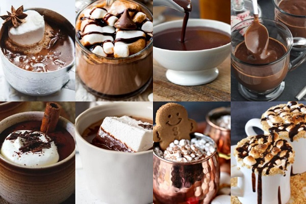 Ten Great Ways to Make a Nice Hot Chocolate Drink