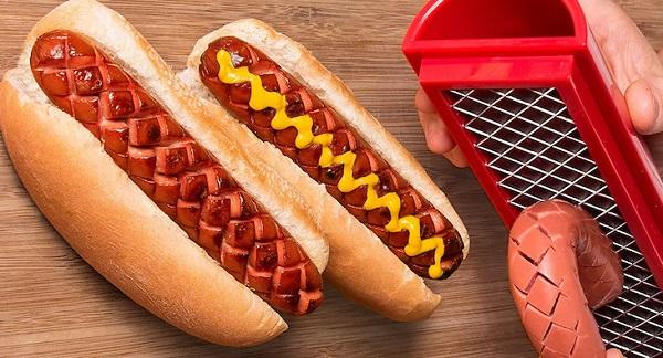 Slotdog Hotdog Slicer
