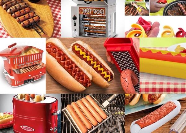 Ten Kitchen Gadgets That Make Hotdogs Even Better