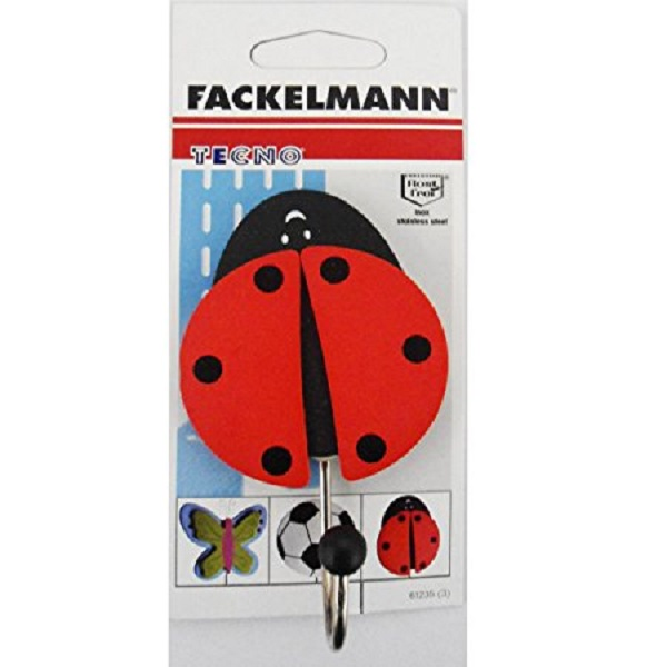 Ladybird Shaped Kitchen Towel Hook/Holder