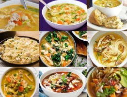 Ten Recipes for Chicken Soup You Will Enjoy by the Bowl Full
