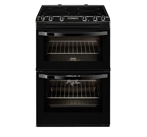 Zanussi ZCI68300BA Freestanding Electric Cooker
