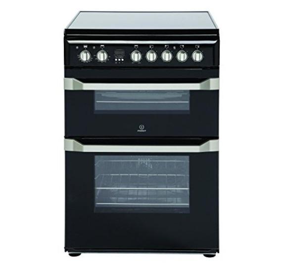 Indesit ID60C2KS Freestanding Electric Cooker