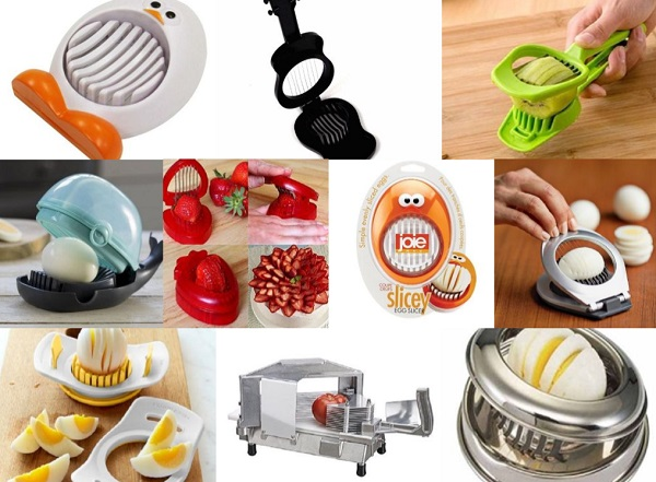 Ten of the Very Best Fruit and Egg Slicers Money Can Buy