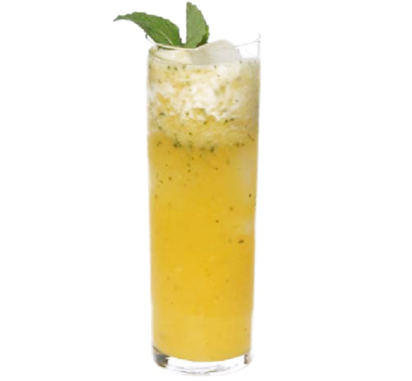 Pineapple Mint Agua Fresca