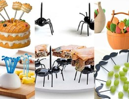 Ten Crazy, Fun, Weird and Unusual Fruit Forks You Can Buy Right Now