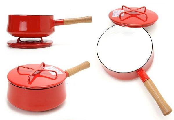 Dansk Kobenstyle Saucepan Pot (With Lid Stand)