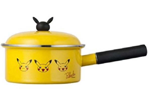 Pokemon Pikachu Enamel Saucepan