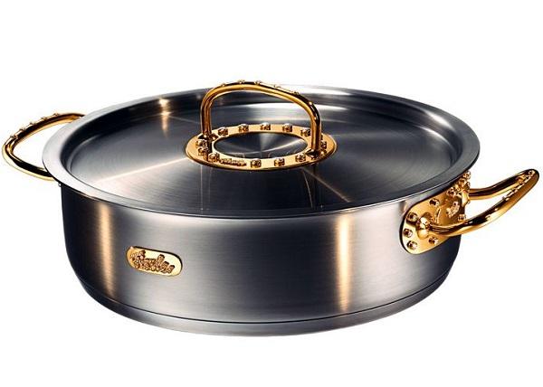 Fissler's saucepan by Idar-Oberstein