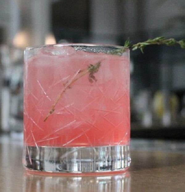 Beautiful Sight Pink Drink