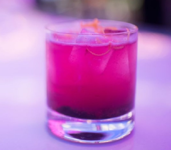 Purple Haze Cocktail